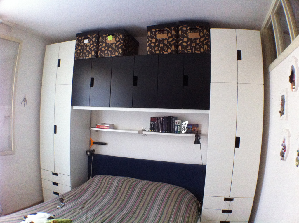 Armadio a ponte ikea a 470 ikea hacking secondo - Camera da letto armadio a ponte ...